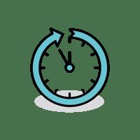 Icon-Beschleunigung