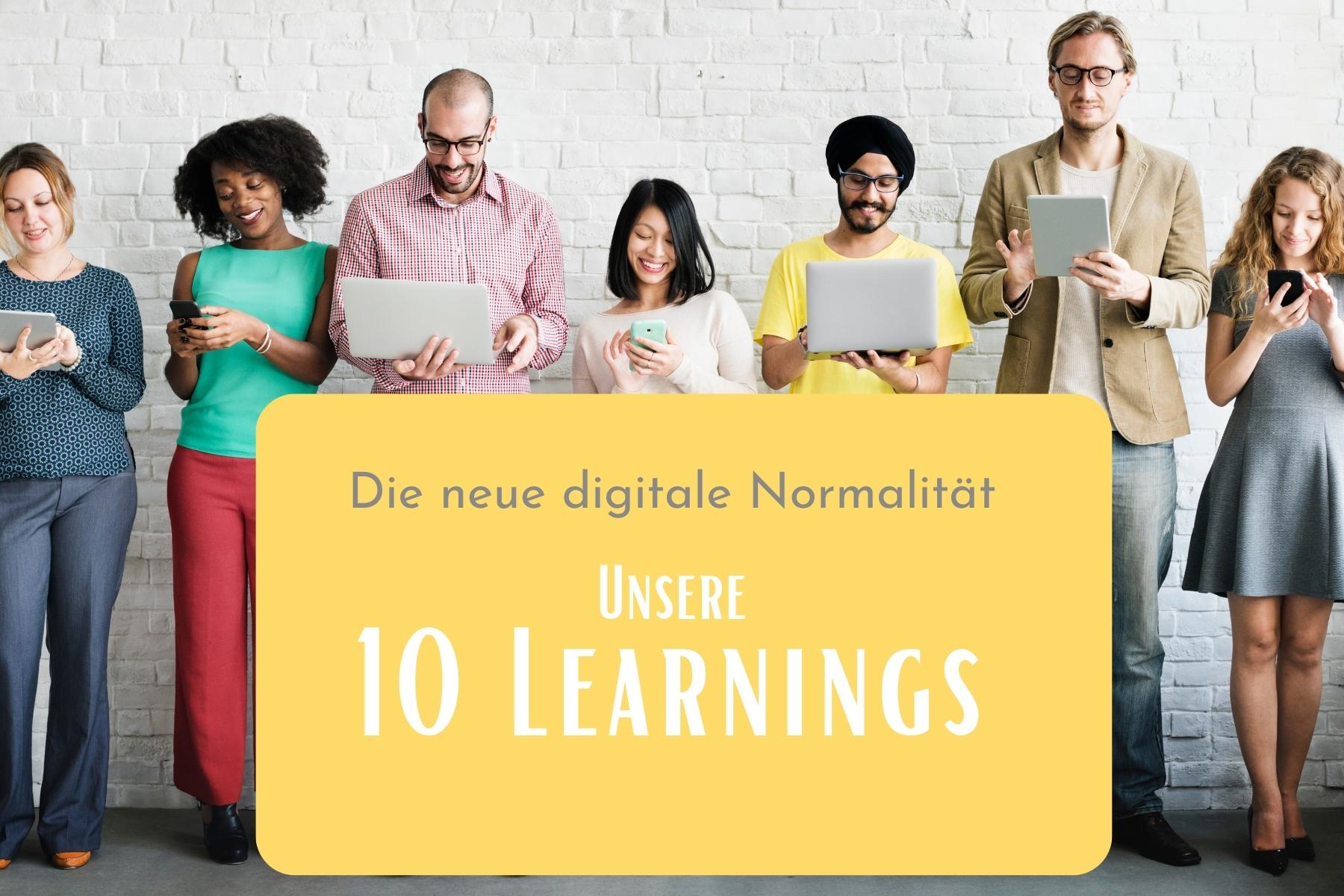 Die neue digitale Normalität