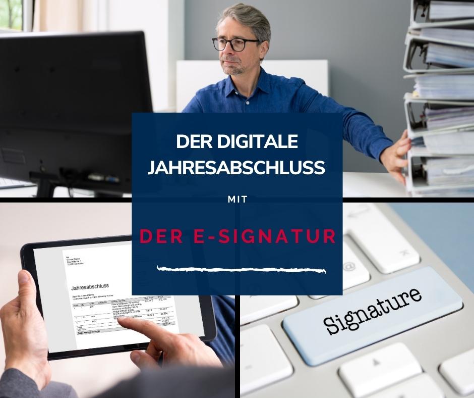 Der digitale Jahresabschluss