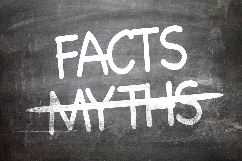 Fakten sind immer besser als Mythen